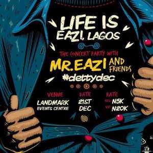 Mr Eazi - Anointing (Demo Version)